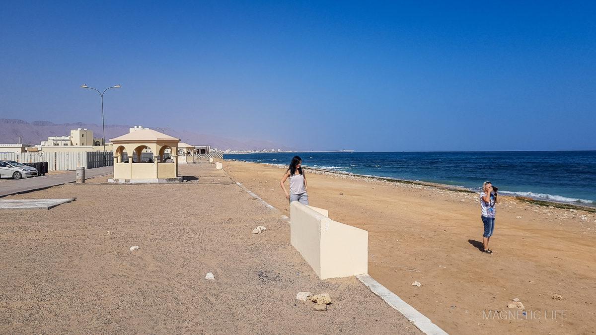 Plaża wSur