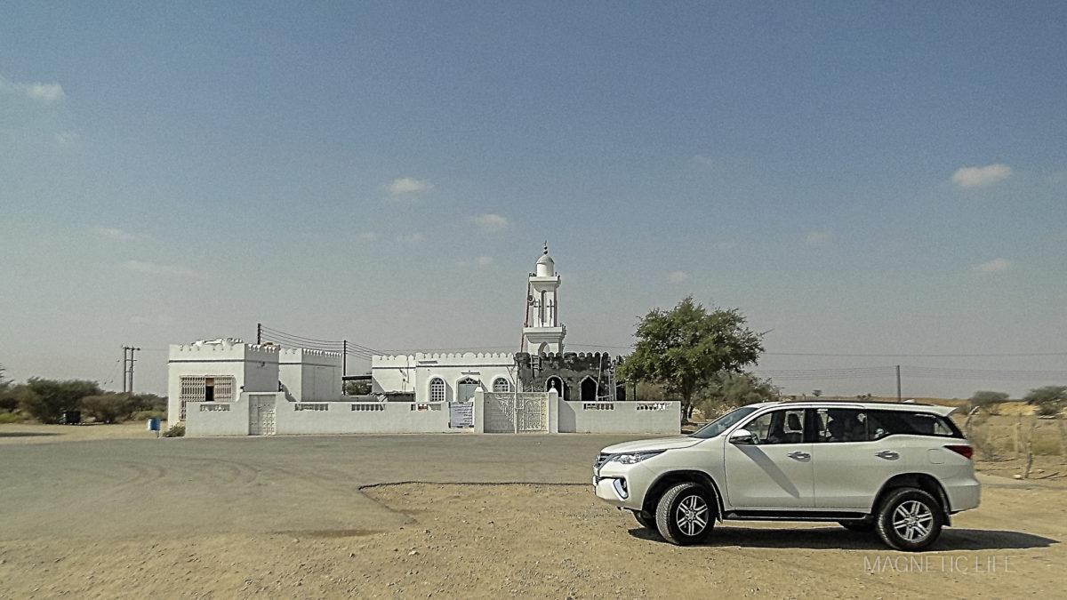 Przydrożny meczet