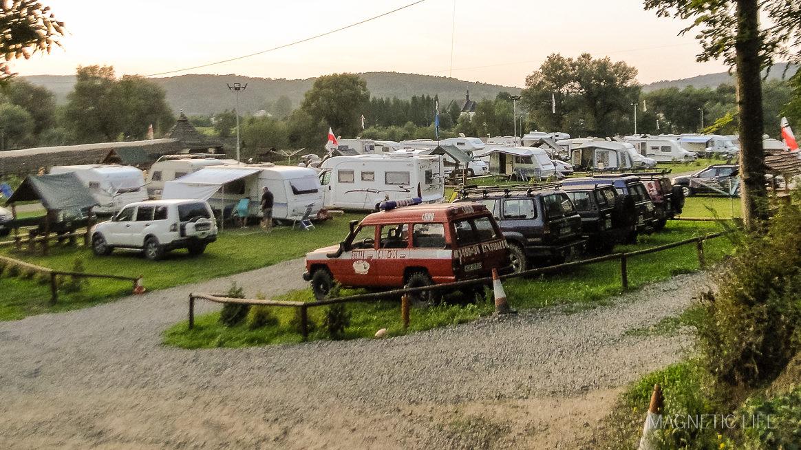 "Camping ""Diabla Góra"""