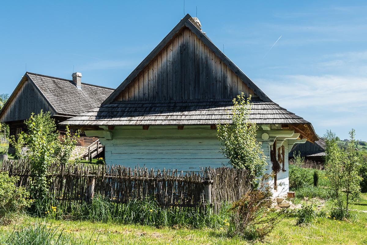 Etnopark wŚlemieniu. Chałupa zKorbielowa