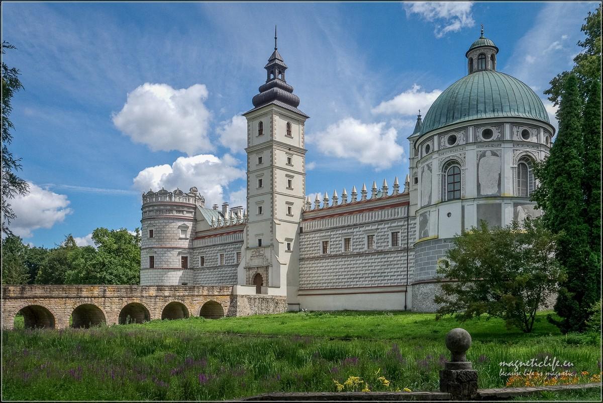 Pałac wKrasiczynie