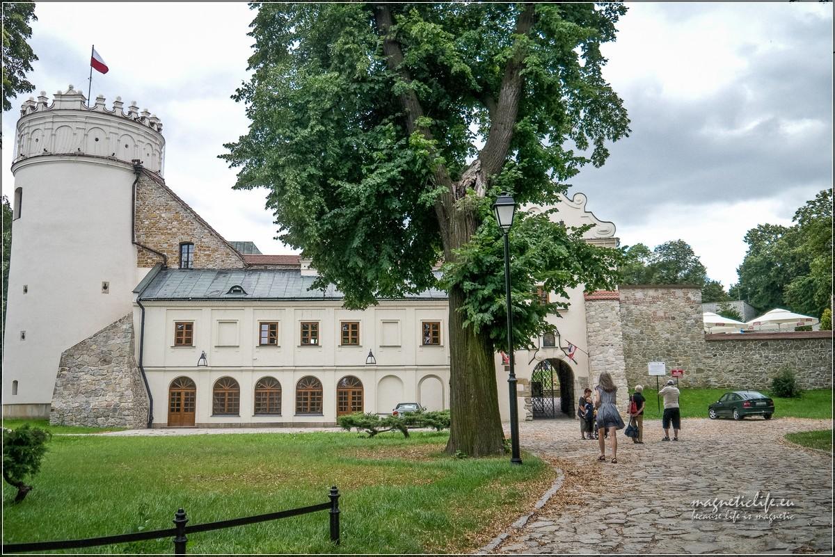 Zamki Podkarpacia Przemyśl - Zamek Kazimierzowski