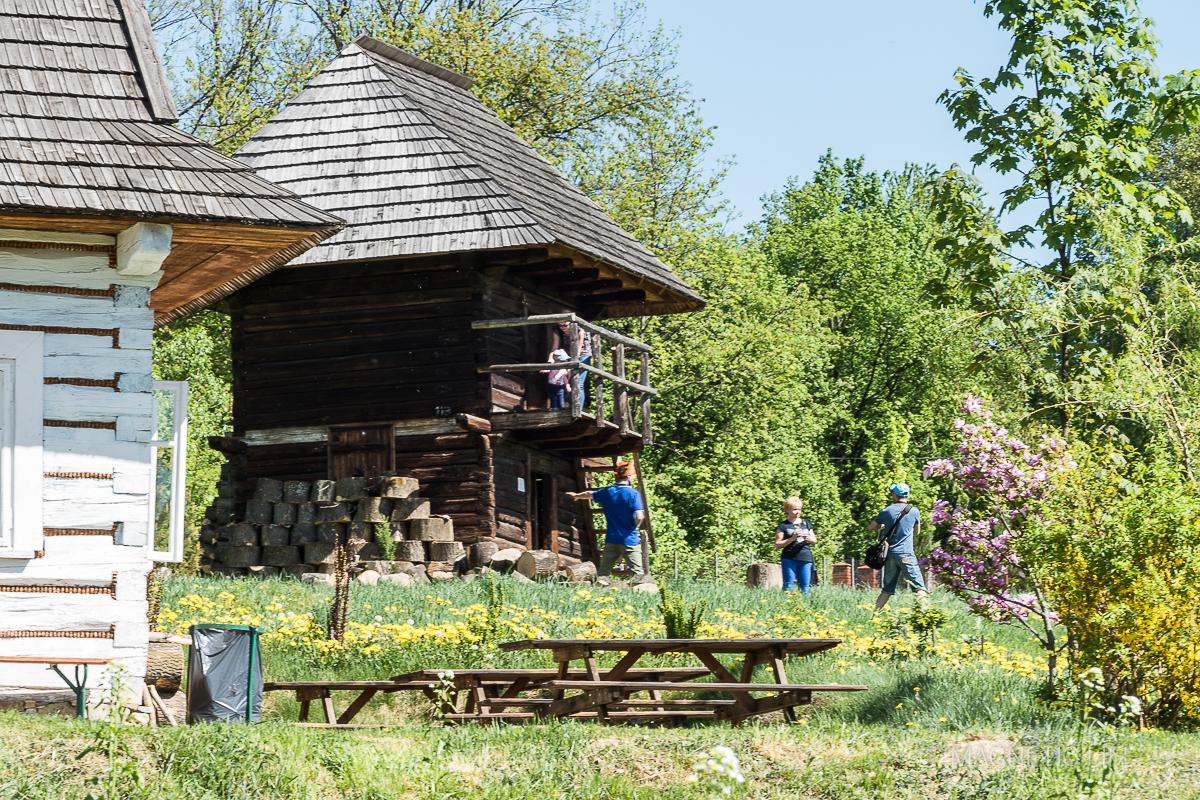 Etnopark wŚlemieniu. Spichlerzyk zSuchej Beskidzkiej