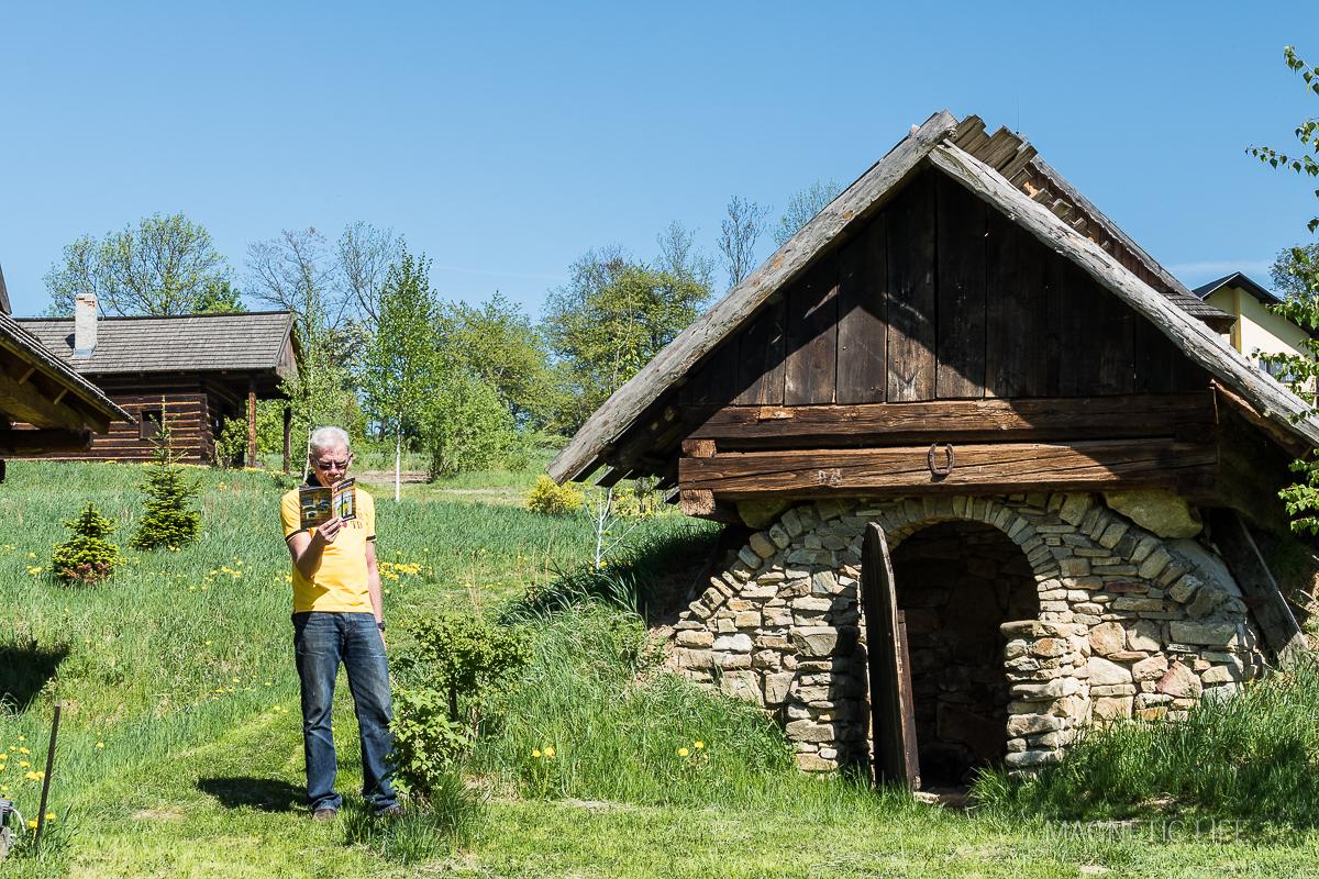 Etnopark wŚlemieniu. Typowa góralska piwniczka