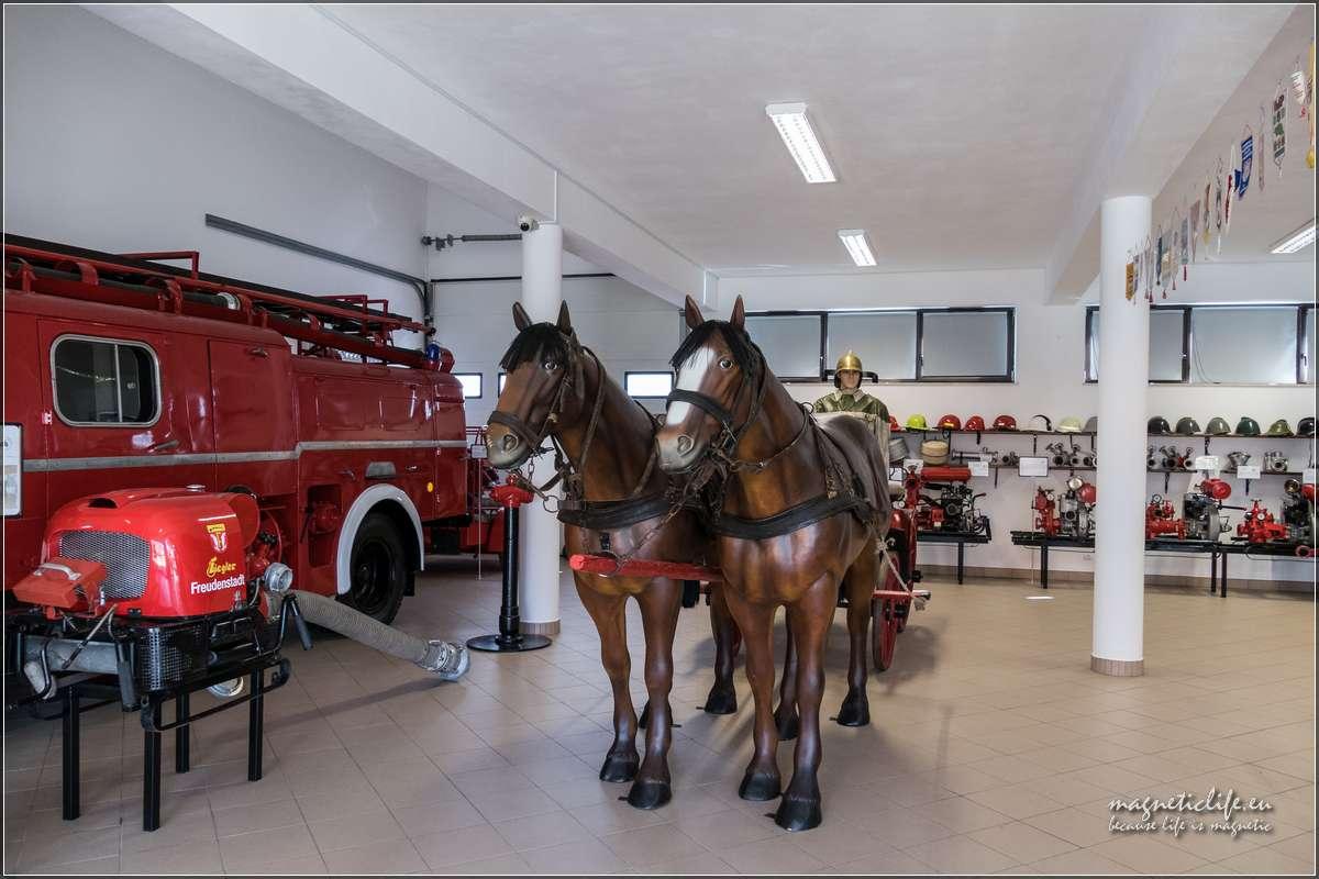 Muzeum Pożarnictwa wOseredku