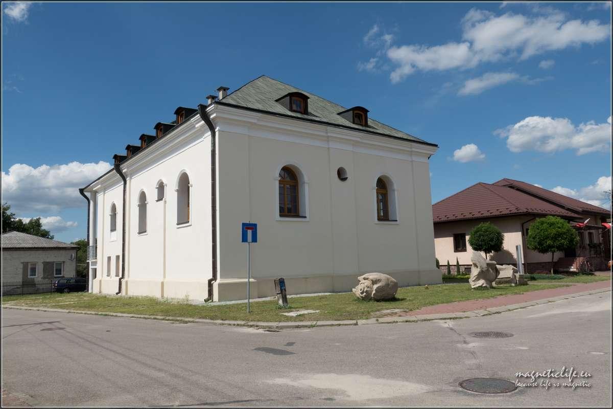 dawna synagoga wJózefowie