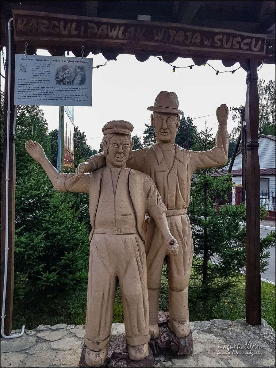 pomnik Kargula iPawlaka