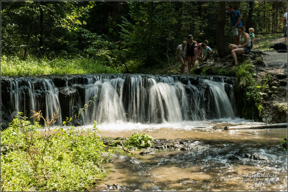 wodospad naJeleniu