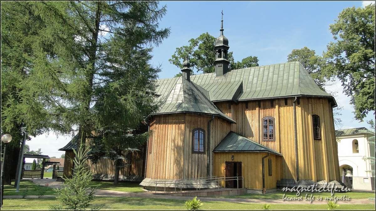 Kościół wHumniskach