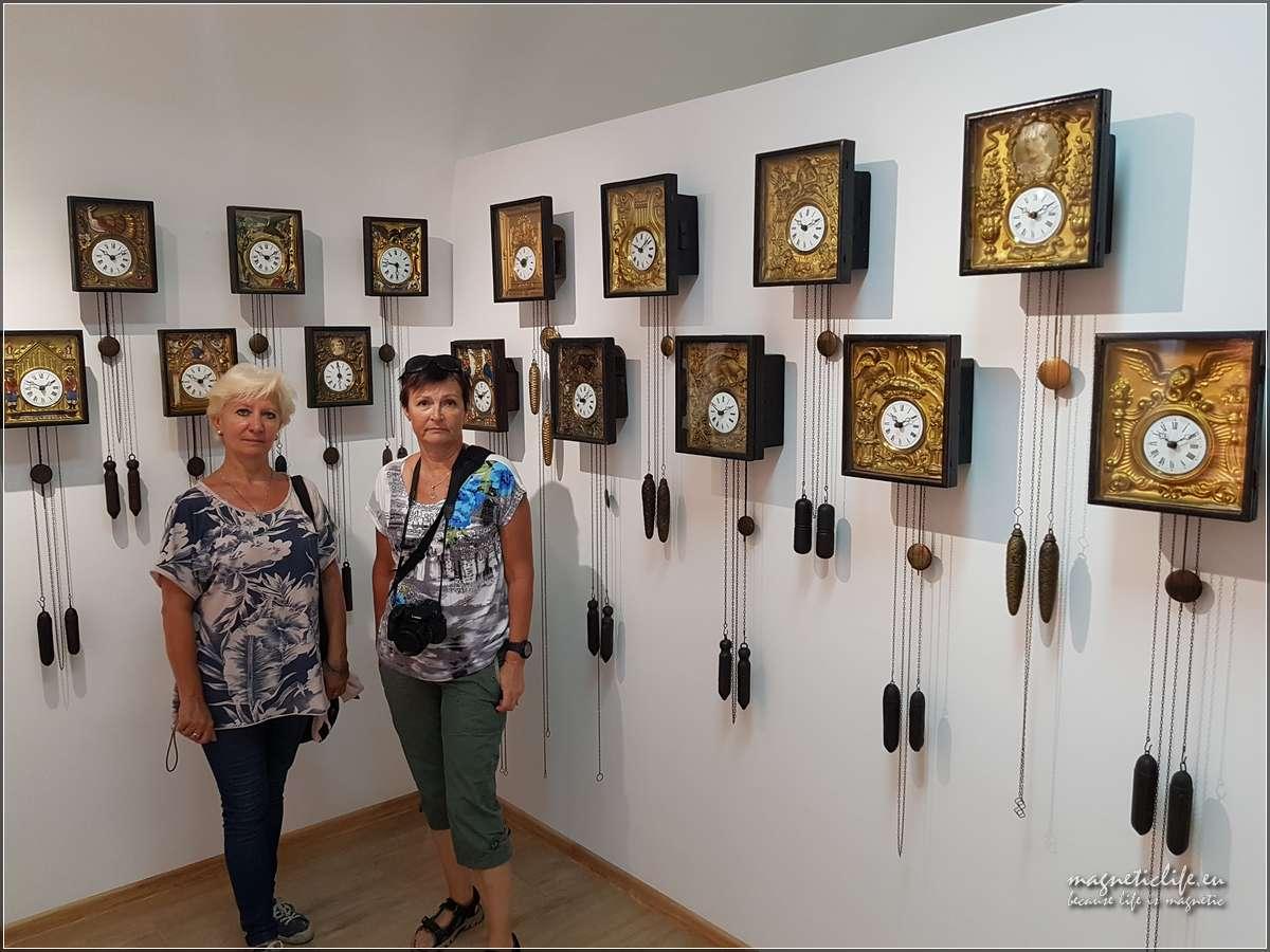 Muzeum zegarów wSzczebrzeszynie
