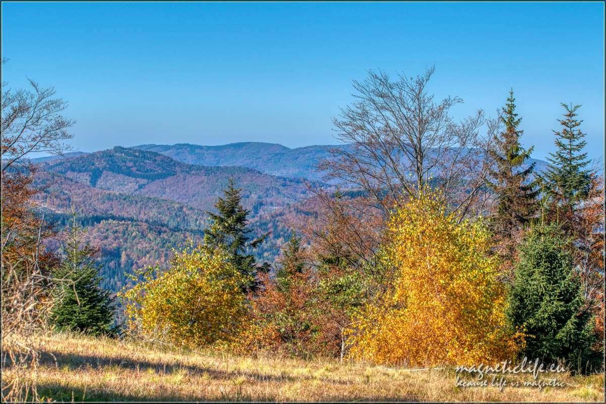 Jesień wgórach