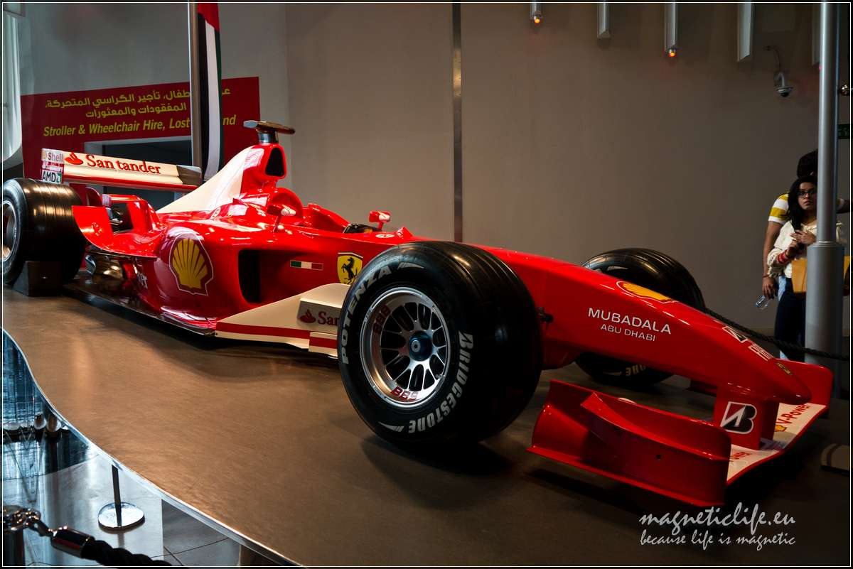 Ferrari formuły I