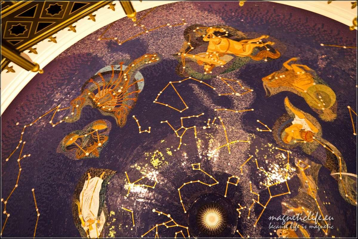 Szardża Muzeum Islamu Mapa nieba