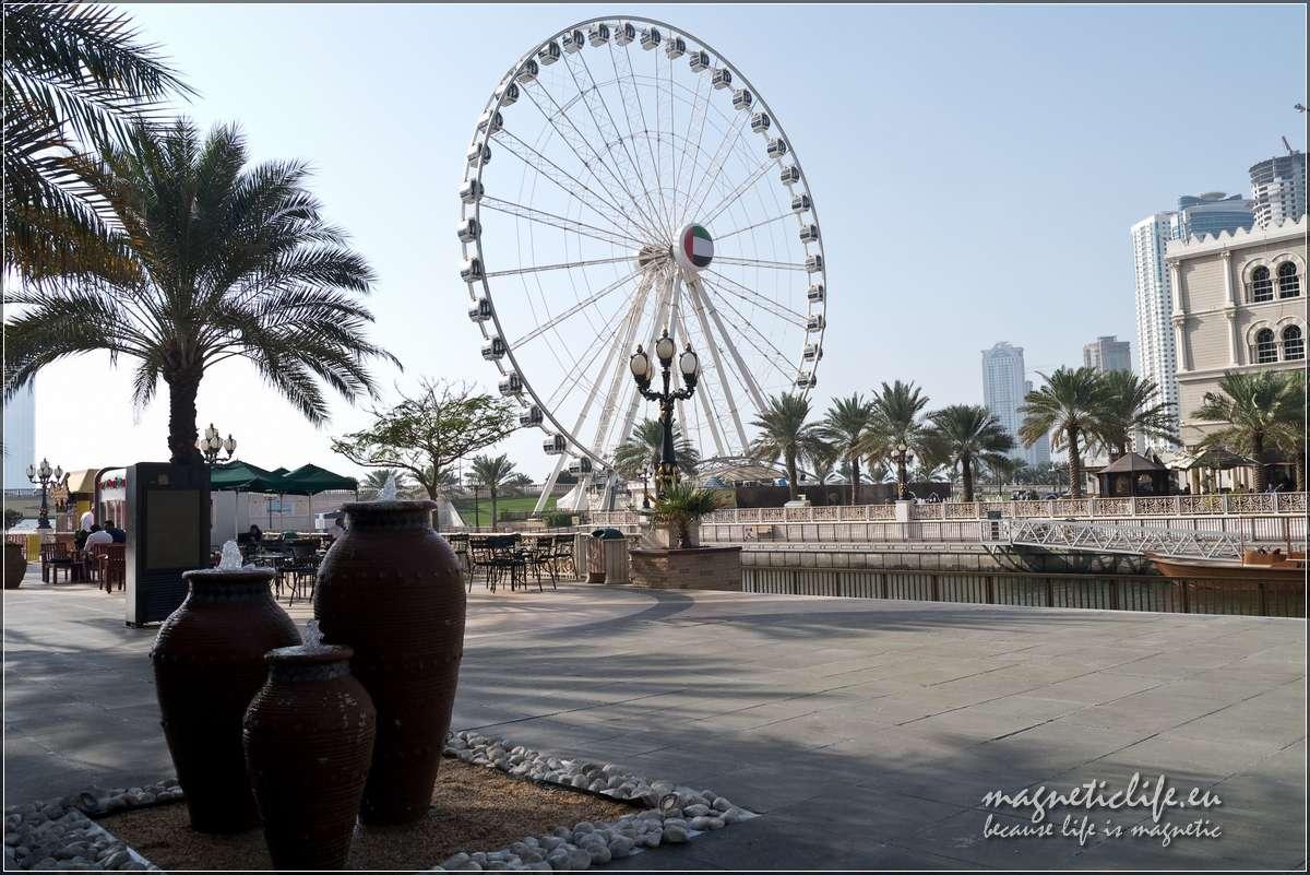 Szardża. Oko Emiratów