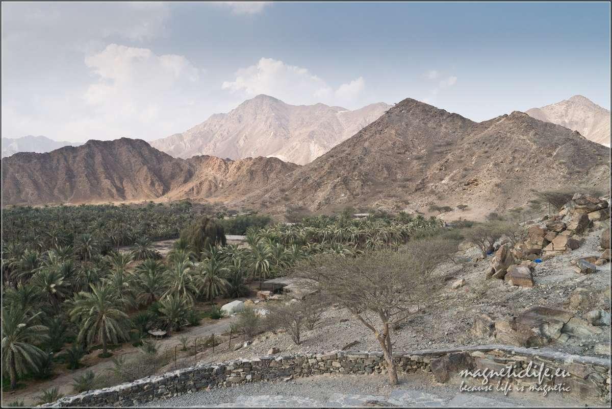 Wczasy wEmiracie Fudżajra Al Hajar Mountains