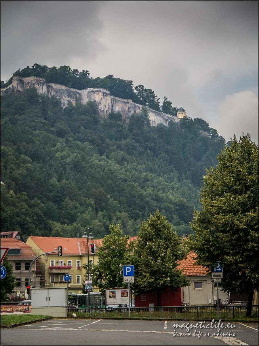 Miasteczko Königstein
