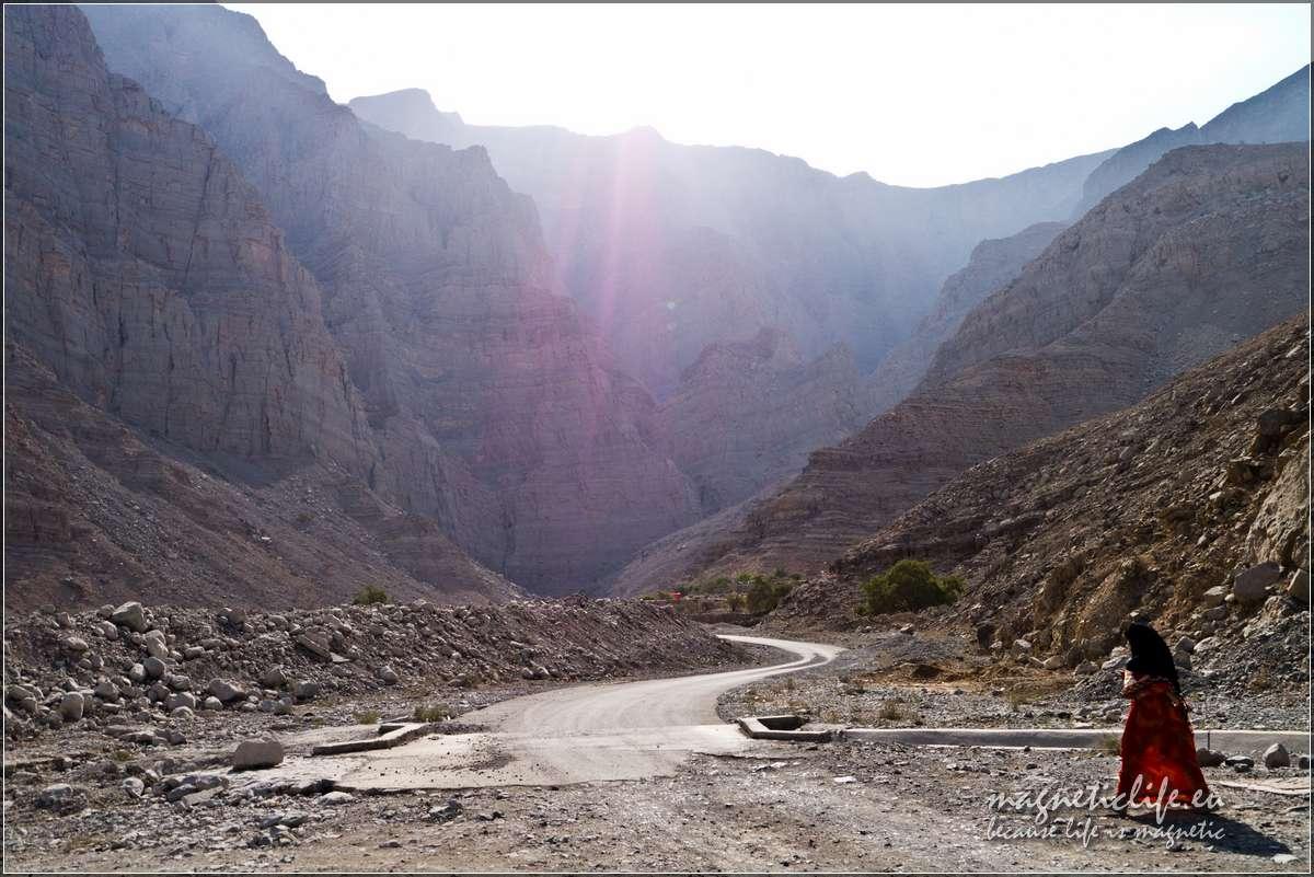 Ras Al Chaima Wadi Ghalilah