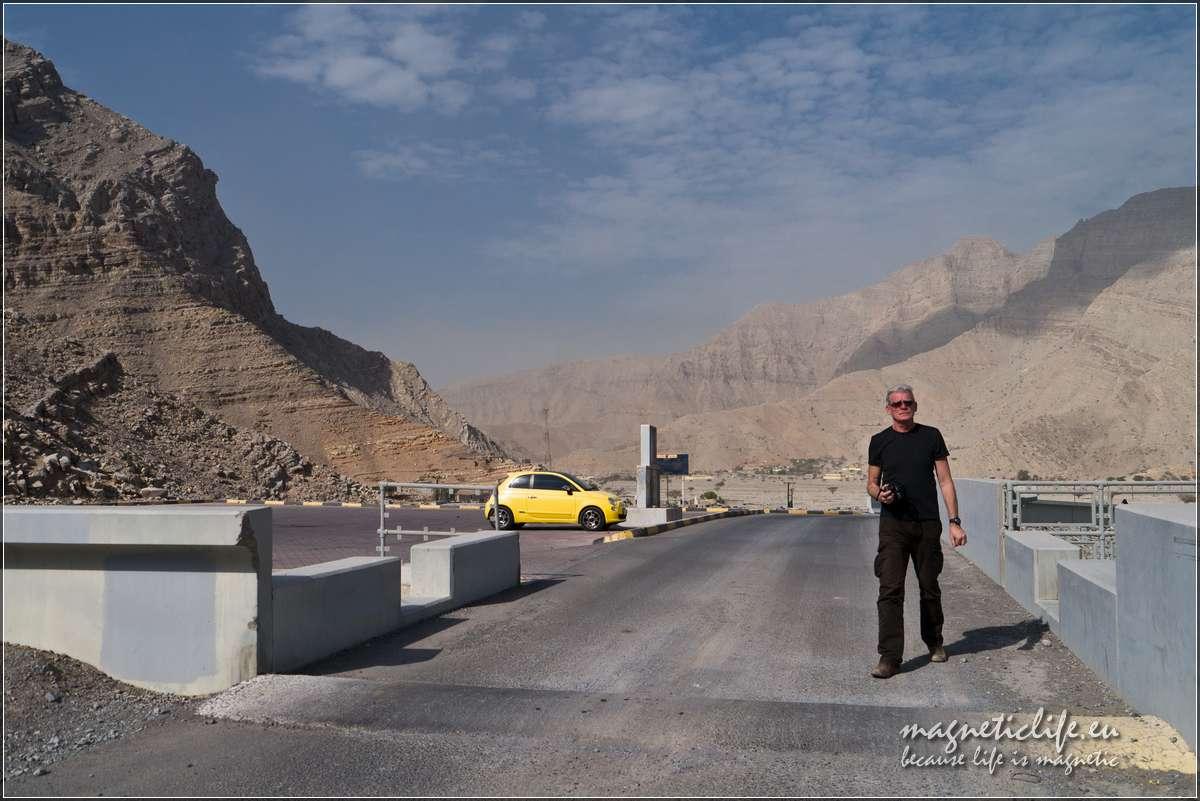 Wadi Ghalilah Parking