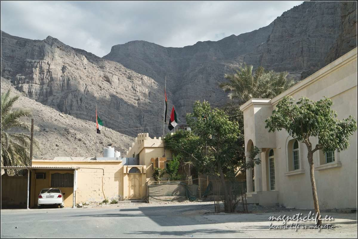 Wadi Ghalilah dom