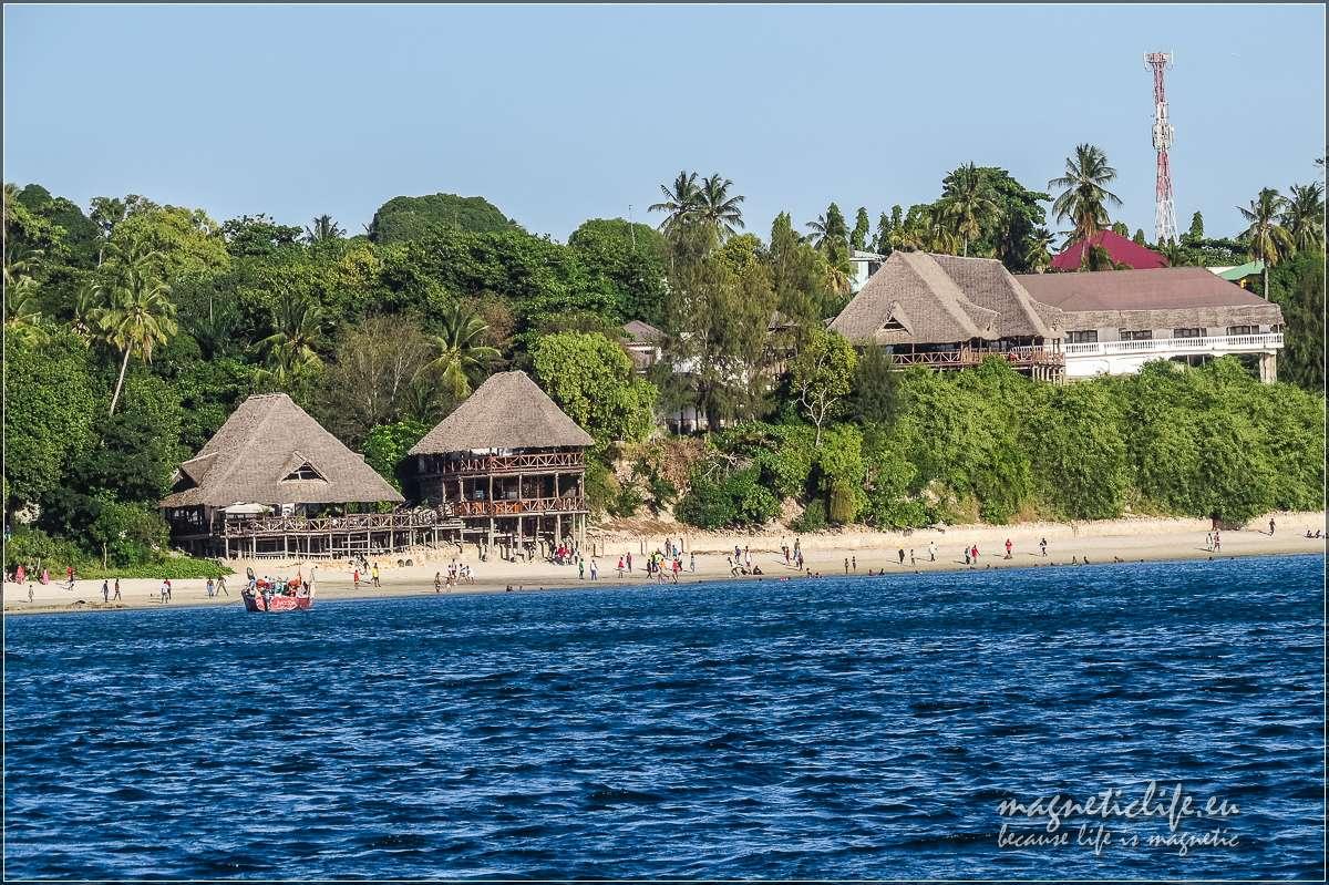 Zanzibar informacje praktyczne hotel Ocean View