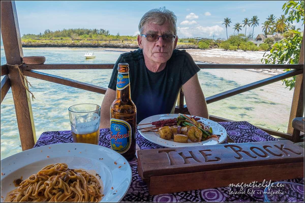 Zanzibar informacje praktyczne. Szaszłyki zkurczaka