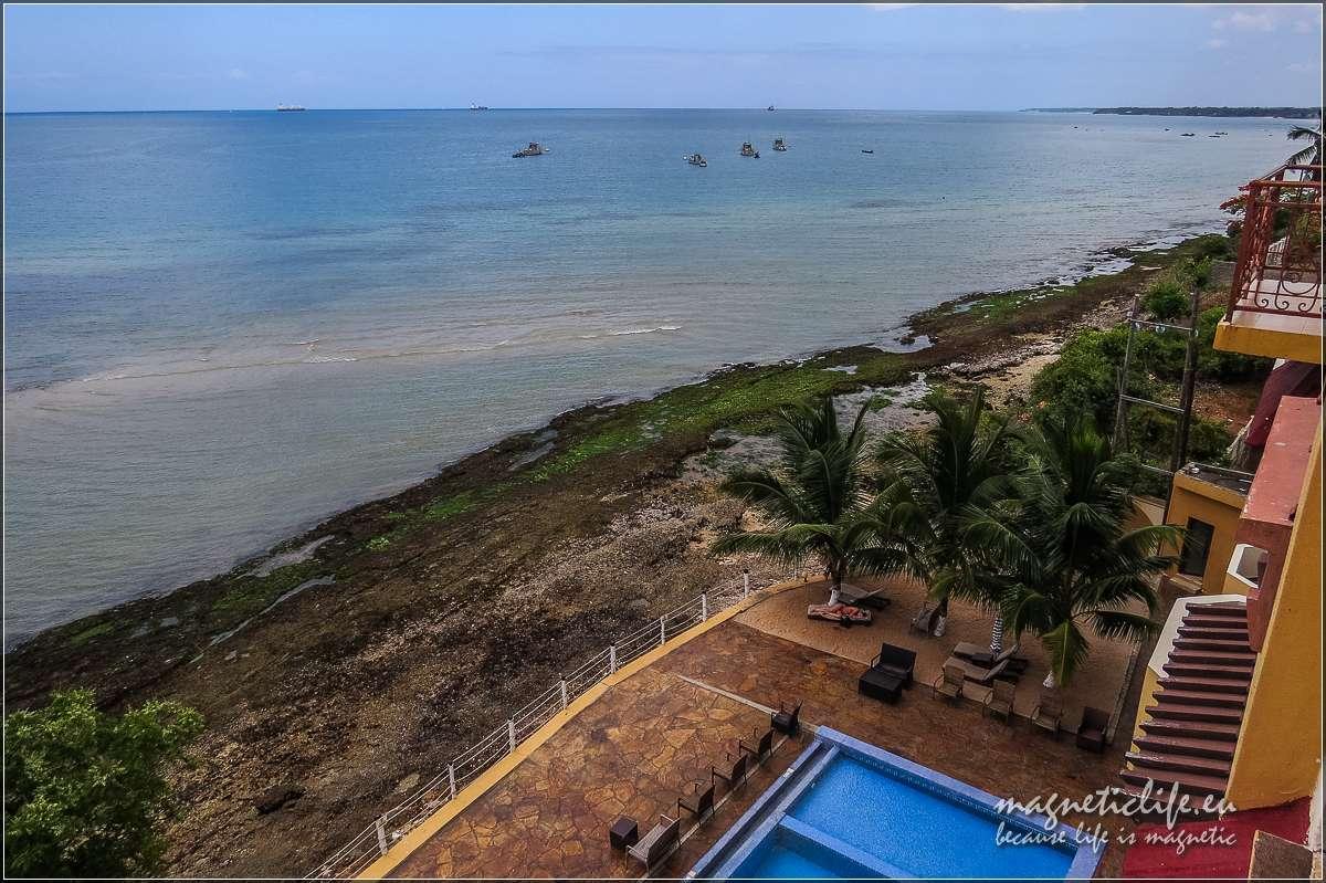Zanzibar informacje praktyczne niewszystkie hotele mają plażę