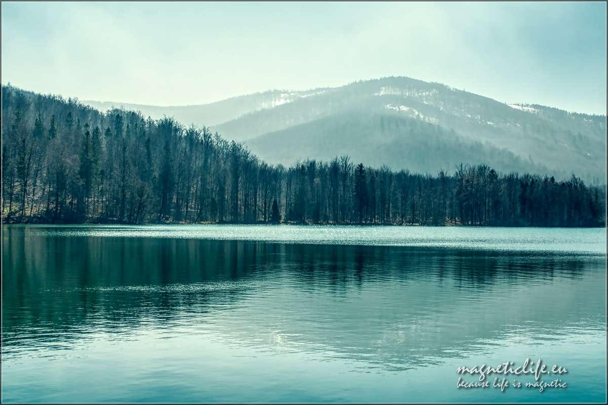 Światowy Dzień Wody Zapora Wapienica, jezioro