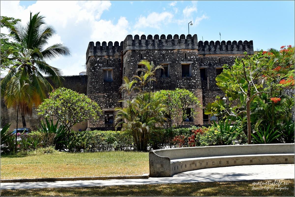 Freddie Mercury iStone Town Zanzibar fort