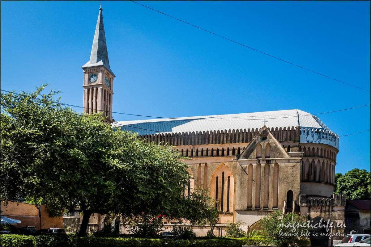 Katedra anglikańska wStone Town