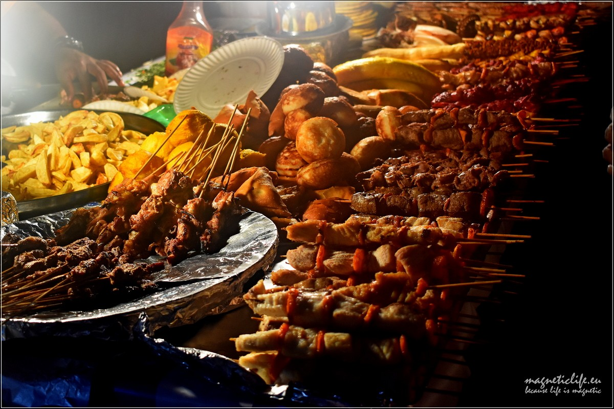 Night Food Market