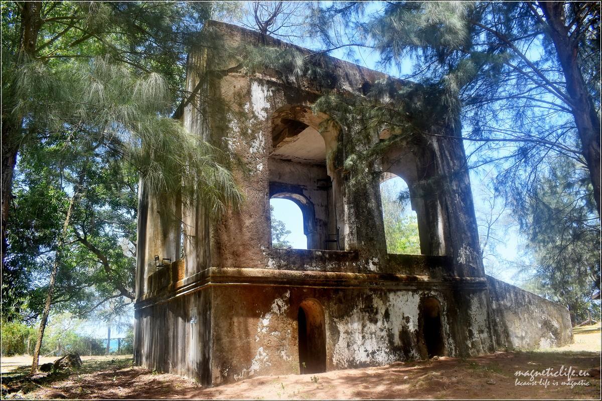 Ruiny pałacu sułtana