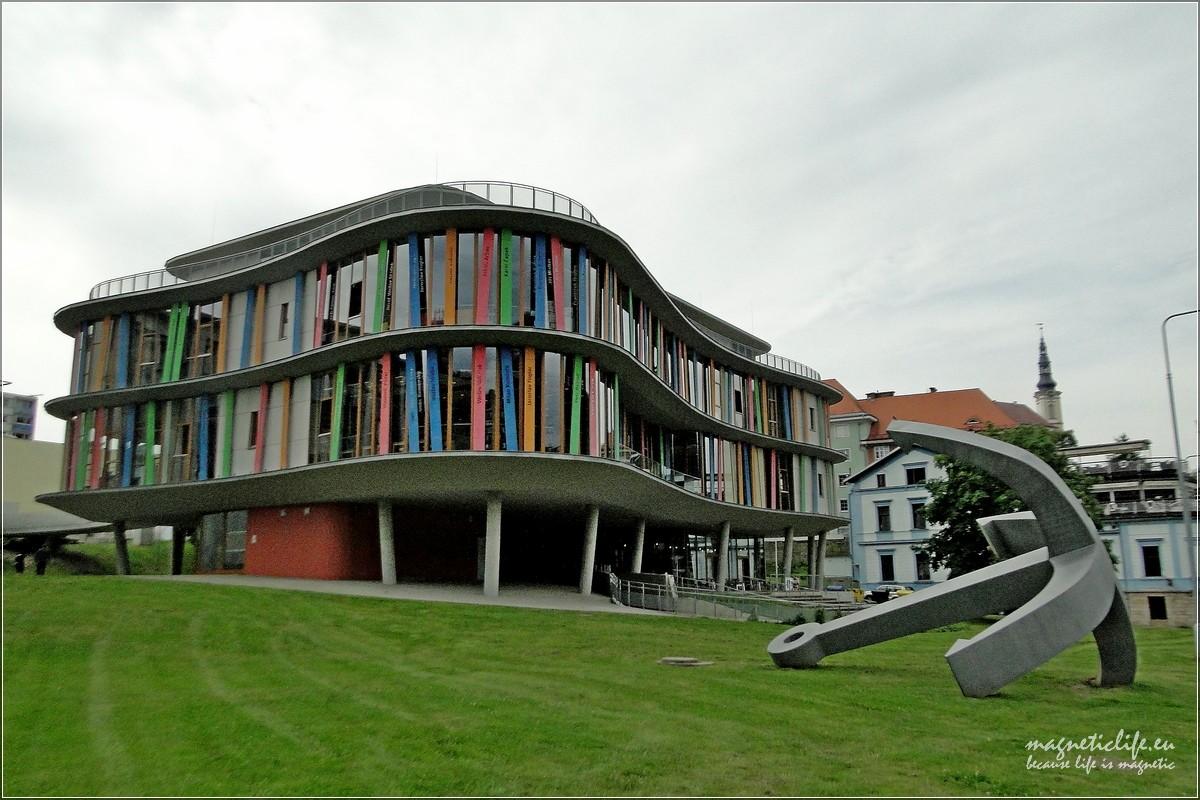 Děčín biblioteka