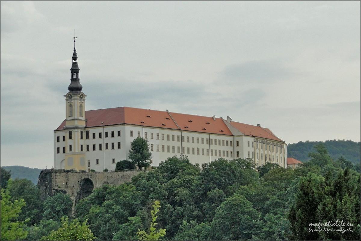 Děčín brama doCzeskiej iSaksońskiej Szwajcarii