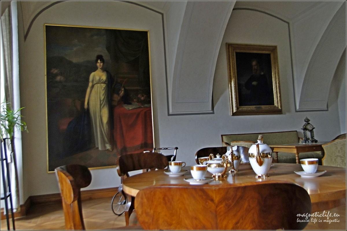 Pałacowe wnętrza