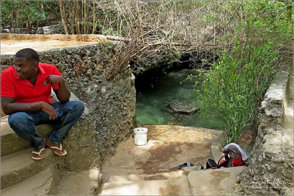 Baraka żółwie wejście dolaguny