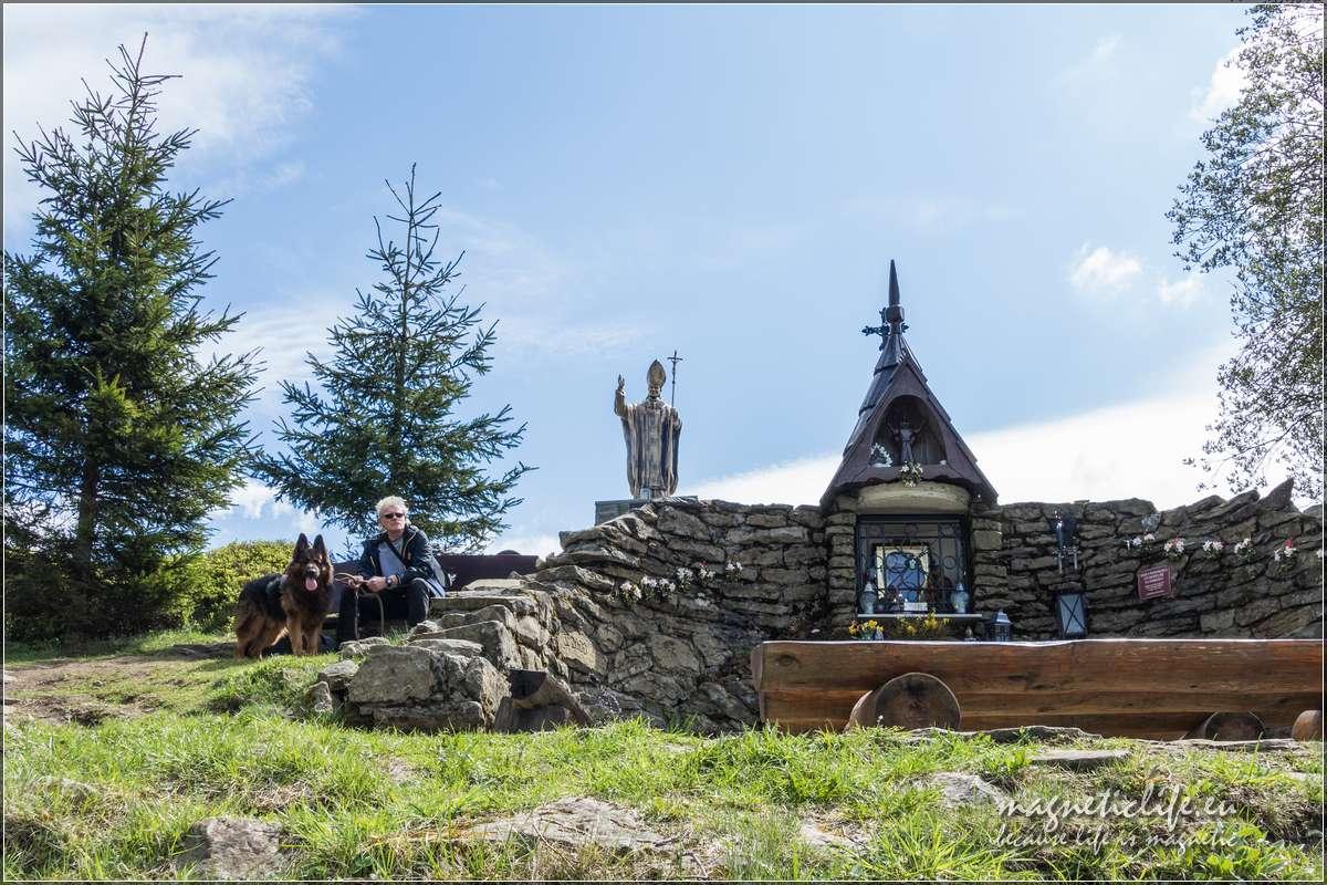 Kapliczka naOchodzitej