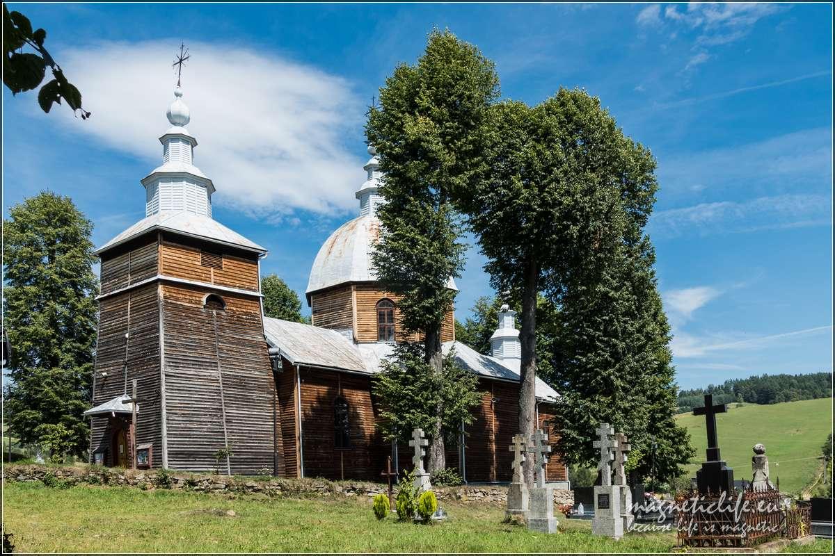Złockie cmentarz prawosławny
