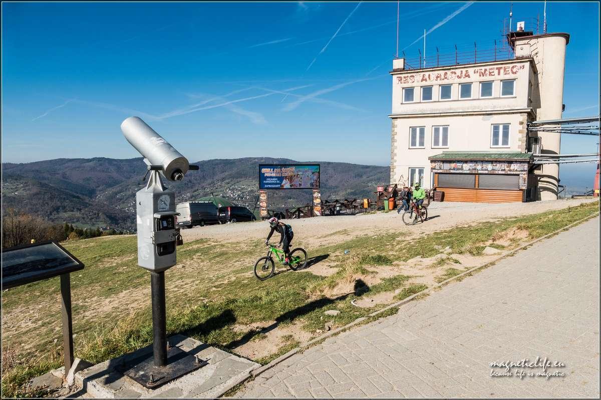 Stacja meteo irestauracja naŻarze