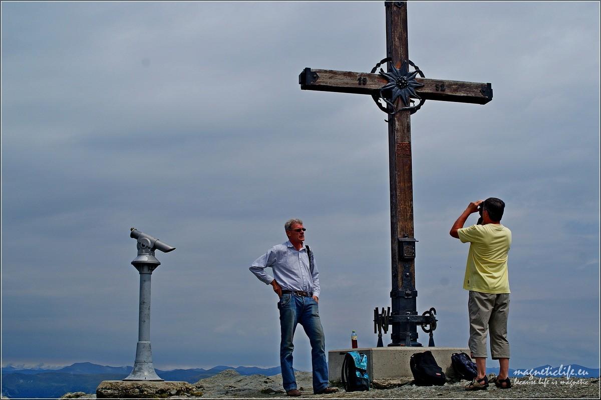 Krzyż wAlpach