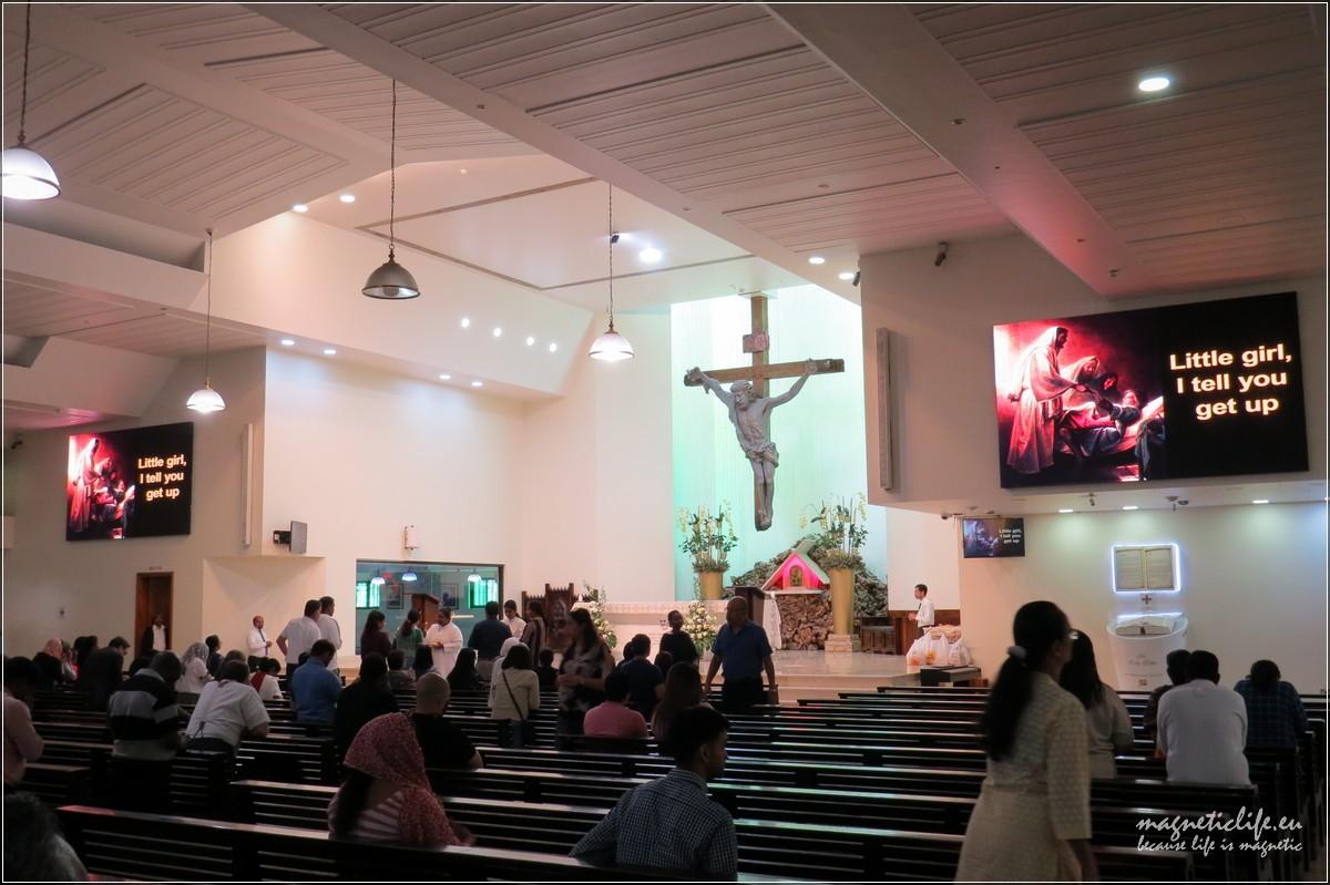 W kościele katolickim