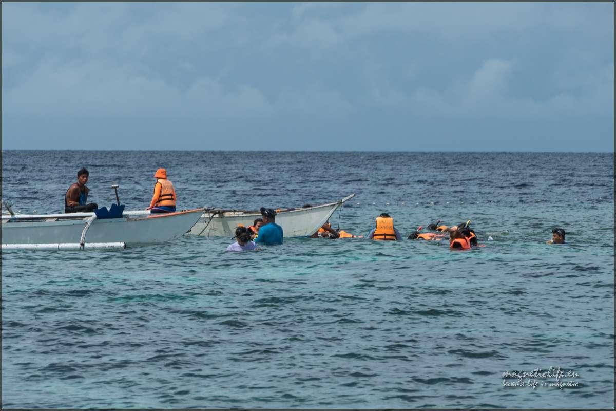 Wyspa Balicasag będzie snurkowanie