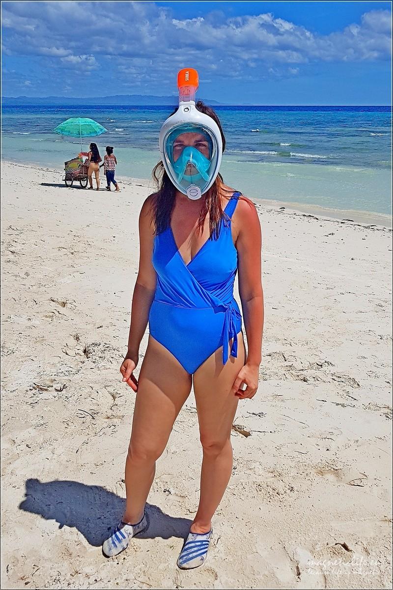 Bezpieczna maska