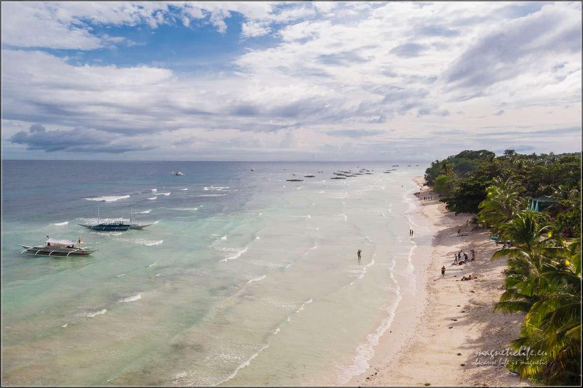 Plaża White Beach