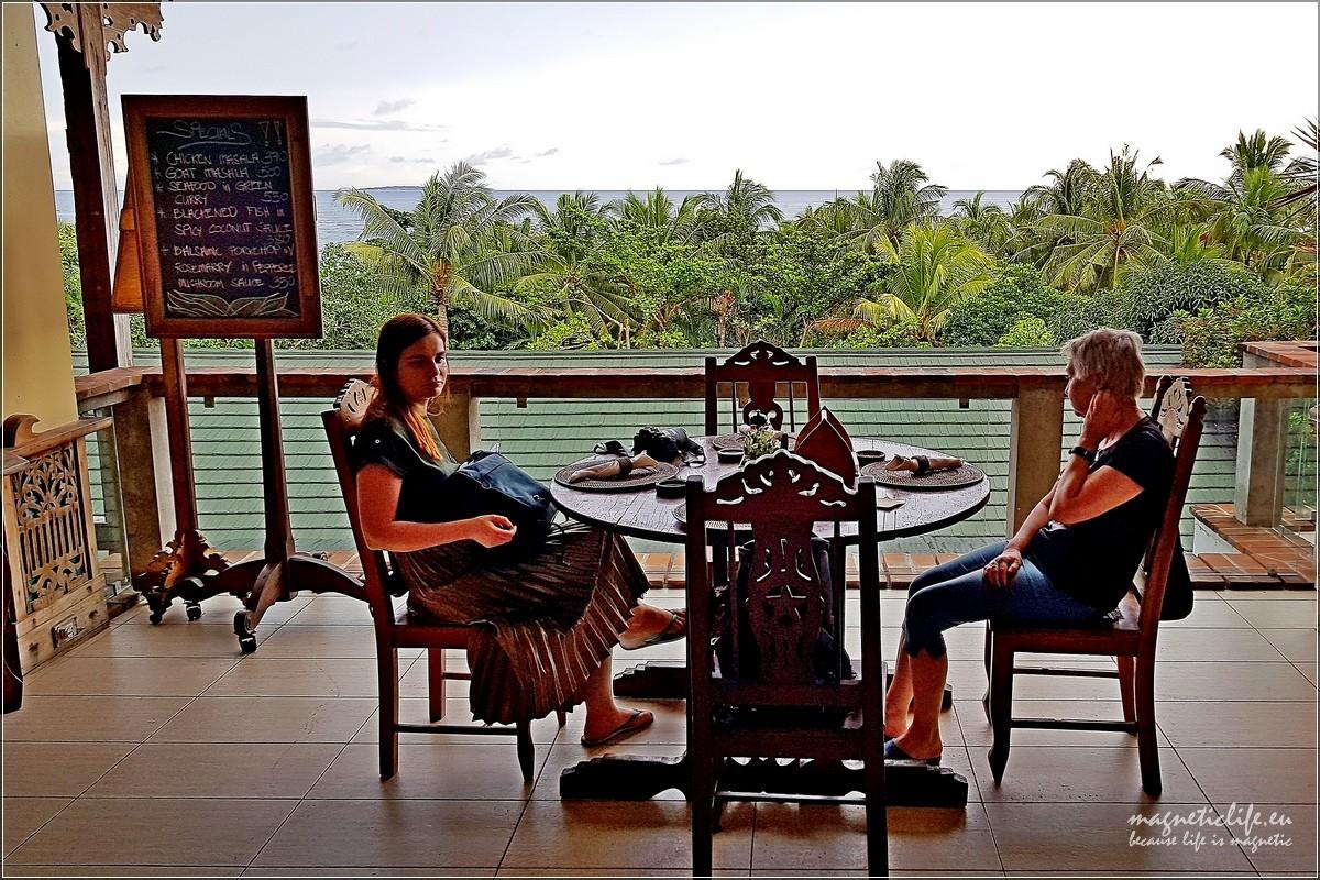 Restauracja whotelu Amarela