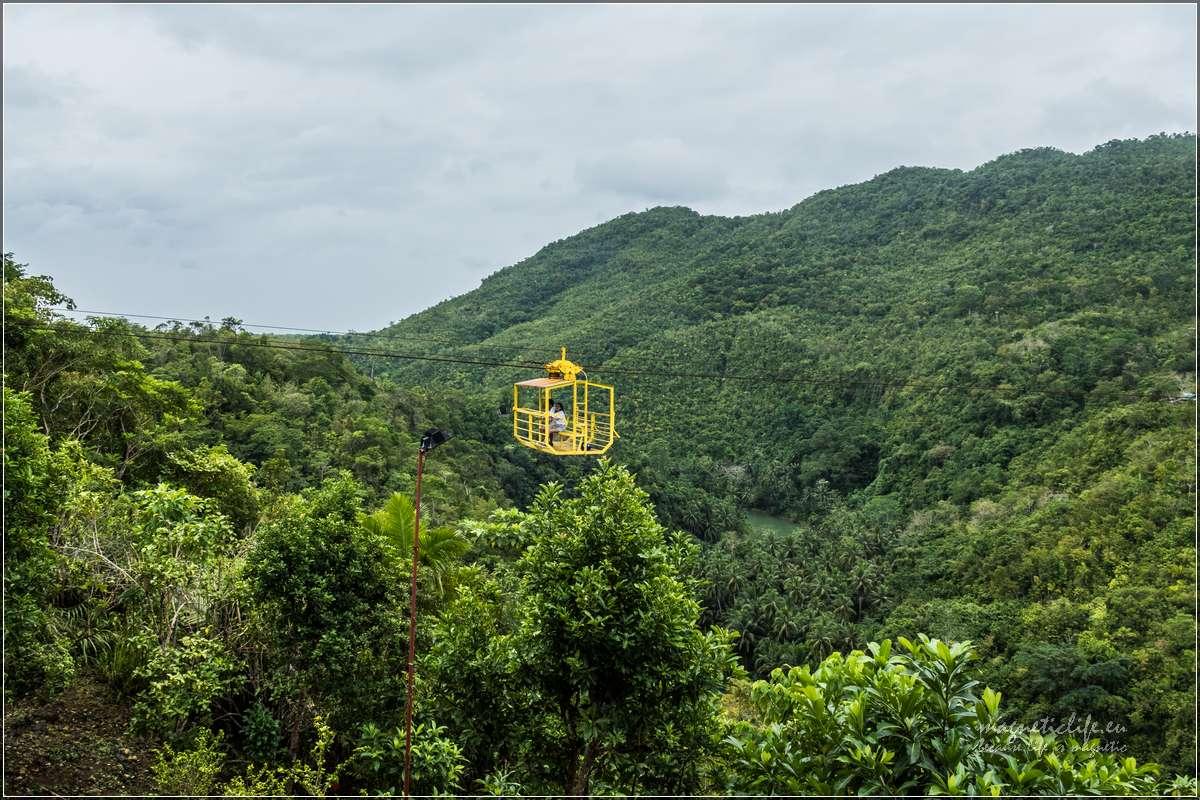 Loboc Ecotourism Adventure Park in Bohol