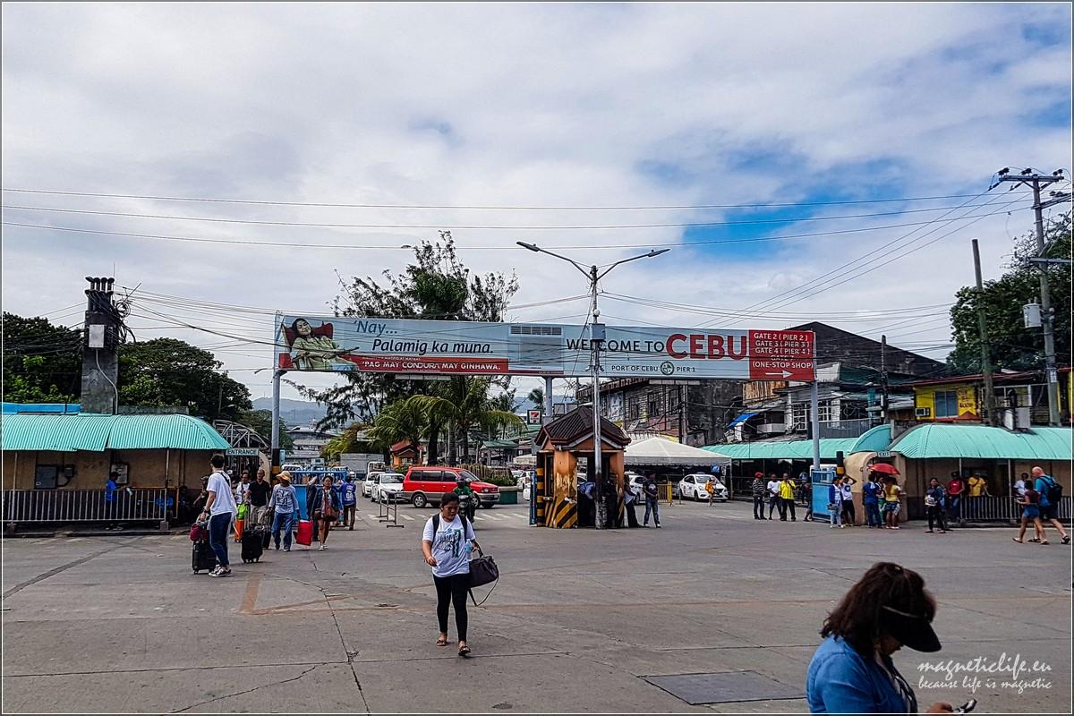 Cebu port promowy