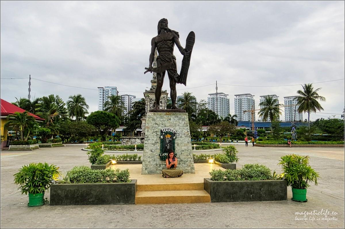 Pomnik Lapu Lapu