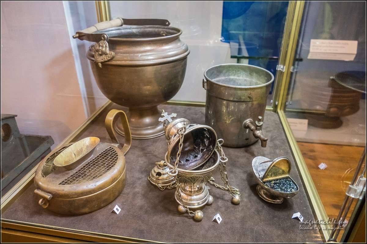 Muzeum wKętach ciekawe eksponaty